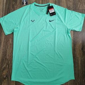 Nike Court Aeroreact Rafa Nadal Slam Tennis Top
